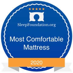 SleepFoundation Award Badge